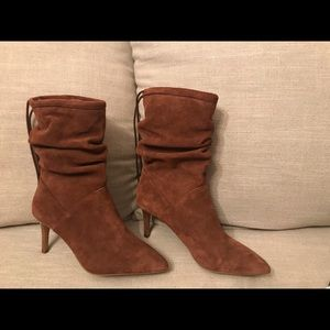 NWT Kensie leather boots